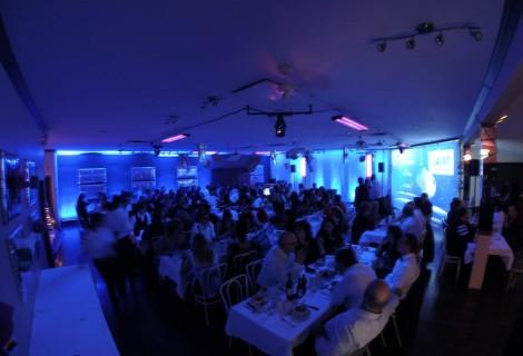 Party de Noël – salle disponible