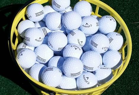 Champs de pratique golf